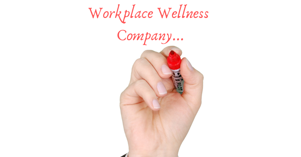 Workplace Wellness Company